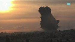 Турция и Сирия обменялись ударами