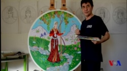 Xurshid Nazirov: Ijod bilan ham dunyoga chiqish mumkin