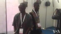 Zimbabweans Exhibiting Goods At Botswana Trade Fair