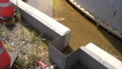 日本福岛核电厂发生放射性水泄漏