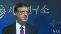 前美国朝鲜问题高官斯特劳布称局势比以往严重
