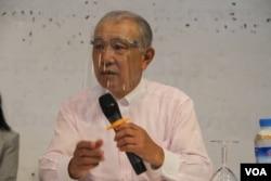 ဂ်ပန္အထူးသံတမန္ Sasakawa Yohei. (ႏိုဝင္ဘာ ၂၈၊ ၂၀၂၀။ ဓာတ္ပုံ - သက္ႏုိင္ (ဗြီအိုေအ))