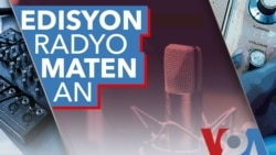 EDISYON MATEN MADI 5 JANVYE 2021