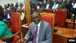 Prezidan Sena Peyi Dayiti a, Joseph Lambert.