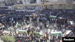 25 Killed in Syrian Violence