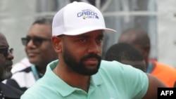 Noureddin Bongo Valentin, fils du président du Gabon Ali Bongo Ondimba