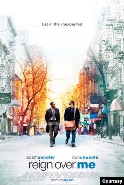 فلم 'رین اوور می' کی ہدایت مائیک بنڈر کی جانب سے دی گئی ہے۔
