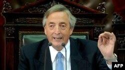 Ông Nestor Kirchner từ trần hôm nay sau khi được đưa vào bệnh viện vì một cơn đau tim