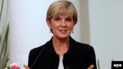澳大利亚外长朱莉·毕晓普