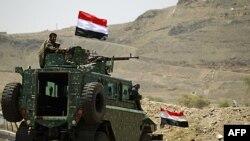 Bezbednosne snage blizu predsedničke palate u Sani