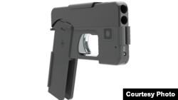 A Minnesota company has designed a gun that folds and looks like a smartphone.