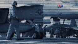 Por aire, EE.UU. inicia ataques cerca a Bagdad