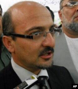 عبدالغنی غوریانی معین مسلكی وزارت زراعت افغانستان