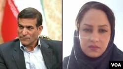 زهرا نویدپور قبل از مرگ، سلمان خدادادی را به تجاوز متهم کرده بود.