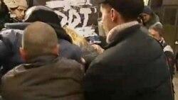 ده ها نفر از مخالفان کرملين دستگير شده اند