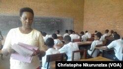Reportage de Christophe Nkurunziza, correspondant à Bujumbura VOA Afrique