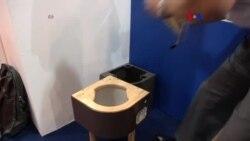 Nuevo inodoro portátil para emergencias en elevadores