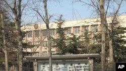 北韓駐華使館