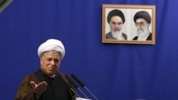 هاشمی رفسنجانی: سانسور اخبار و جعل حقيقت آب در هاون کوبیدن است