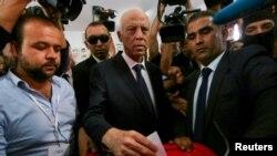 Kais Saied élu président de la Tunisie avec plus de 72,71% des voix