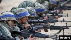 Південнокорейські морські піхотинці (архівне фото)