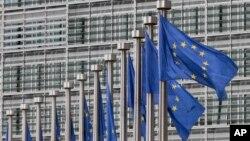 Ömer Cihad Vardan başkanlığındaki Dış Ekonomik İlişkiler Kurulu heyeti Brüksel'de temaslarda bulundu