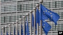 벨기에 브뤼셀의 유럽연합 집행위원회 본부. (자료사진)
