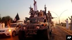 داعش بر یک سوم قلمرو سوریه و عراق تسلط دارد.