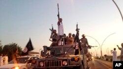 Abarwanyi ba ISIS