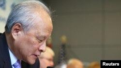 Đại sứ Trung Quốc Cui Tiankai.