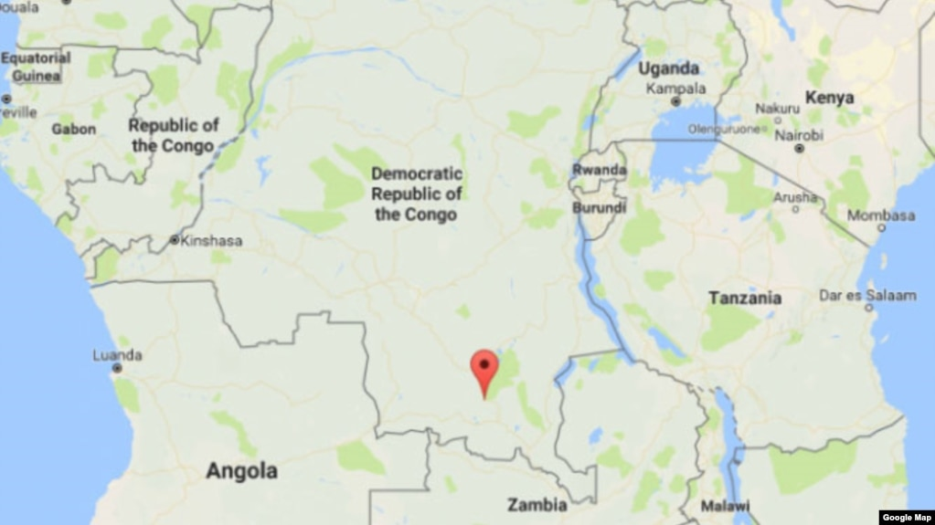 Train Crash in Southeast Congo Kills at Least 34