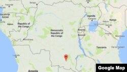 Ahabereye isanganya rya Gariyamosi muri Republika iharanira Demokarasi ya Kongo.
