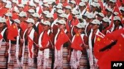 Cuộc triển lãm về các thành tựu đạt được ở Tây Tạng được tổ chức tại Bắc Kinh để đánh dấu kỷ niệm 60 năm giải phóng Tây Tạng