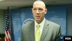 Джордан Ендрюс, директор Бюро з питань Європи та Євразії при Держдепартаменті США