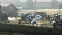 در سقوط هواپیما در پاکستان ۲۱ تن کشته شدند