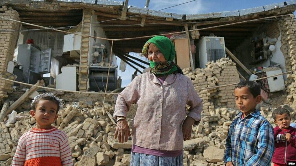 بیشتر خسارات زمین لرزه به روستاهای اطراف بجنورد وارد شده است.