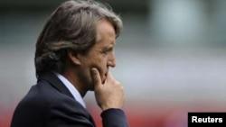Pelatih baru klub Galatasaray Roberto Mancini (foto: dok).