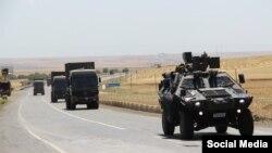 Militer Turki melakukan operasi di Diyarbakir (foto: ilustrasi).