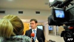 Šef pregovaračkog tima Srbije Borislav Stefanović