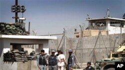دستگیری شصت و پنج فراری زندان قندهار