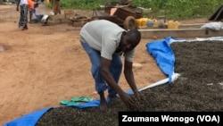 Reportage de ZoumanaWonogo, correspondant à Ouagadougou pour VOA Afrique