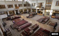 بازار فرش تهران- آرشیو