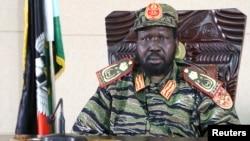 2013年12月16日南苏丹总统萨尔瓦•基尔在首都朱巴宣布实行宵禁。
