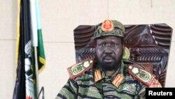 Президент Південного Судану Салва Киїр
