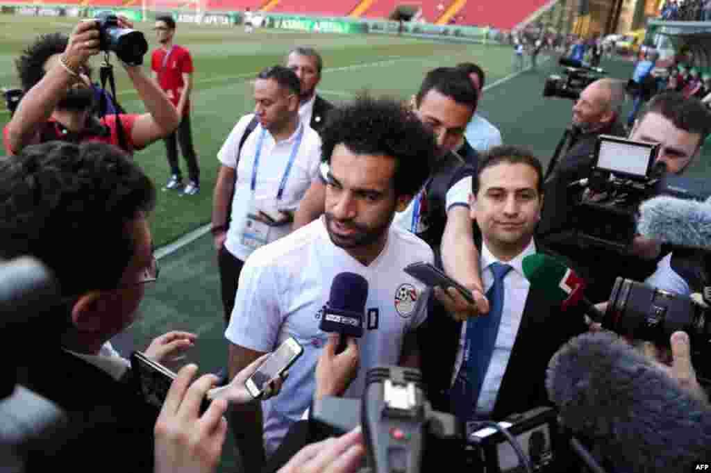 Mohamed Salah - Egipto
