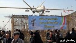 İran yapımı Shaheed 129 insansız hava aracı