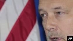 جیمز کننگهم، سفیر ایالات متحده در افغانستان