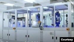 စက္ရုပ္ -QVS-96 (ဓါတ္ပံု- TCI Co. Ltd)