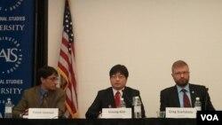 [출발! 워싱턴 현장] 북한 인권 토론회
