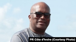 Le résident burkinabè Roch Marc Christian Kaboré, 28 juillet 2016.